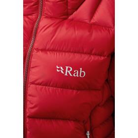 Rab Electron Pro Jacket Women, ruby